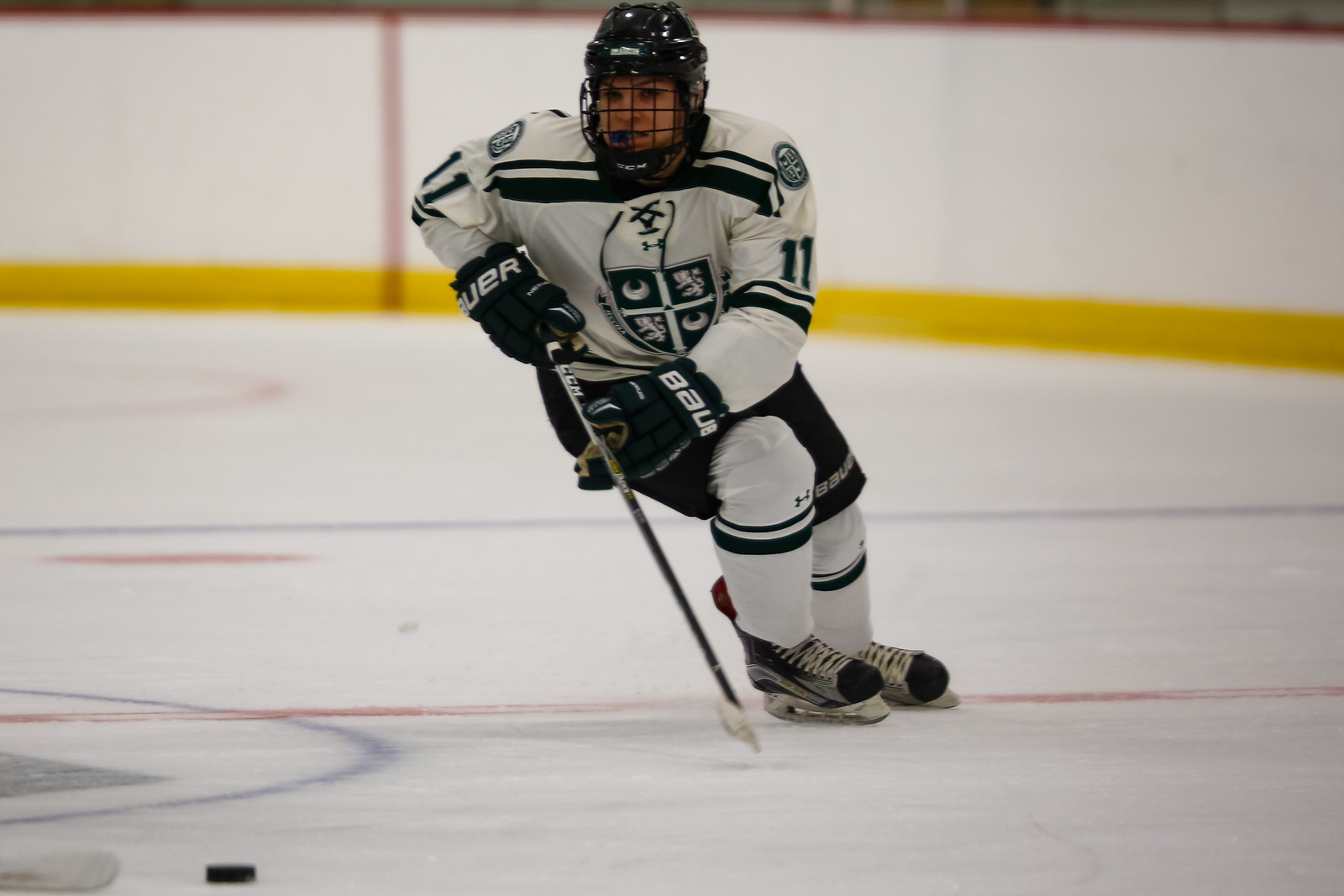 Delbarton Hockey Starts State Tournament With Big Win Over Mka